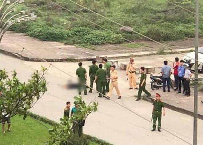 CA Ninh Bình nêu danh tính và thông tin về việc trung tá CSGT đứng nhìn thanh niên đâm cô gái-2