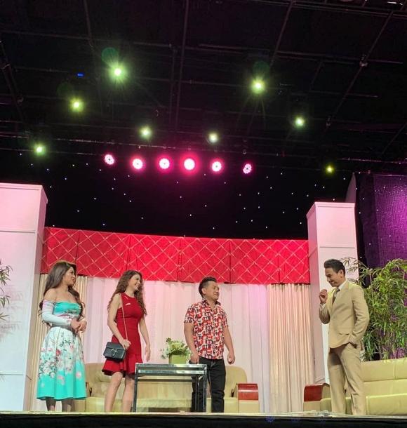 Minh Luân tiết lộ những hình ảnh cuối cùng bên cạnh nghệ sĩ Anh Vũ trên sân khấu-5