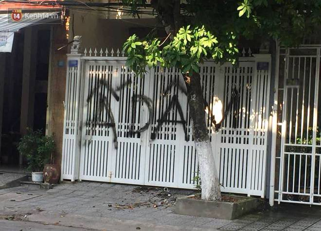 Nhà ông Linh bị khủng bố bằng chất bẩn, xịt sơn sau vụ sàm sỡ bé gái 7 tuổi-2