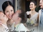 """Hóa ra chính Hồng Nhung mới là người tới sau, chồng cũ của cô và vợ mới đã từng là mối tình đầu"""" của nhau-5"""