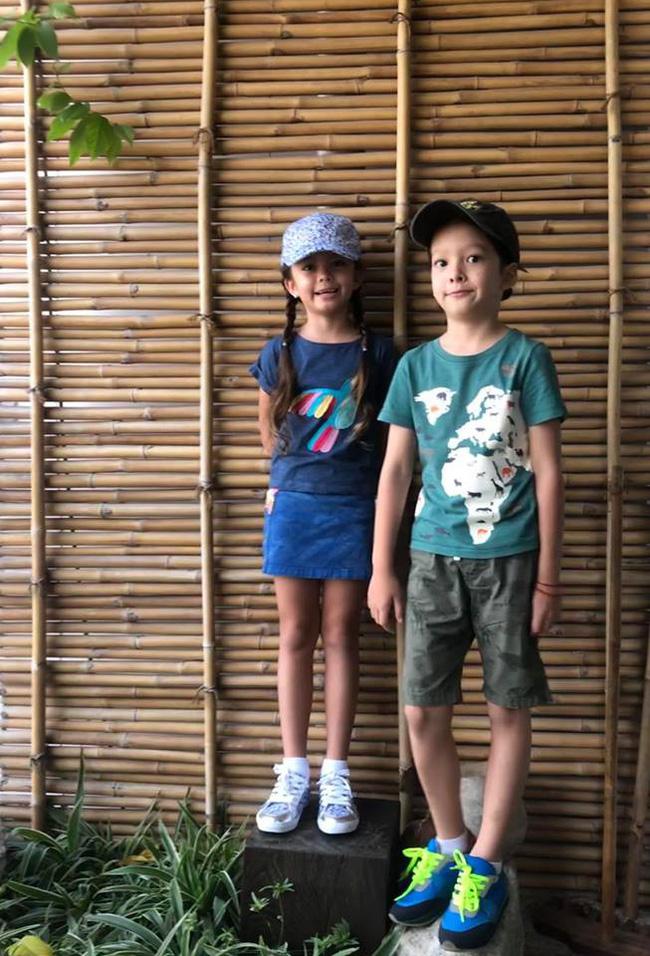 Hồng Nhung xúc động vì suy nghĩ trưởng thành của hai con sau tin bố lấy vợ mới-2