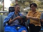 Nghệ sĩ Lê Bình bị hoại tử thân dưới nghiêm trọng, không ăn được và nói chuyện khó khăn-3