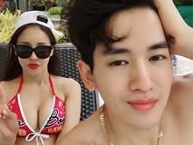 Chuyện tình 'cô cháu' của Hoa hậu World Cup và mỹ nam kém 17 tuổi: Đau đầu vì lấy chồng đáng tuổi cháu