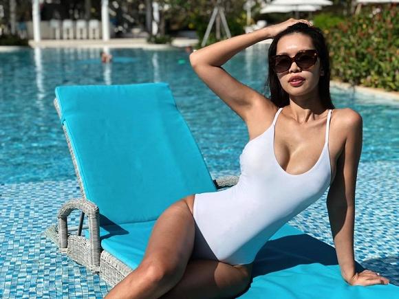 Đi du lịch Quy Nhơn, siêu mẫu Hà Anh cũng không quên gợi ý cách chọn đồ bơi cho các chị em-9