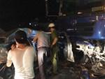 Nữ công nhân bị xe bồn kéo lê gần 20 mét, tử vong thương tâm trên đường đi làm về gần đến nhà-4