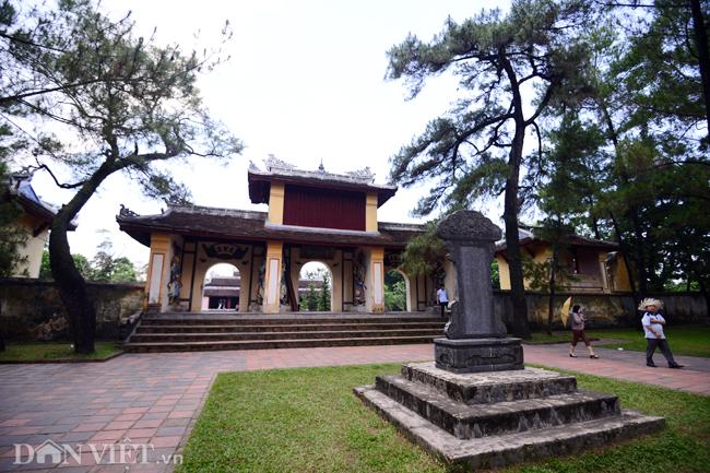Ngôi chùa đẹp nhất xứ Huế nhìn từ trên cao-5