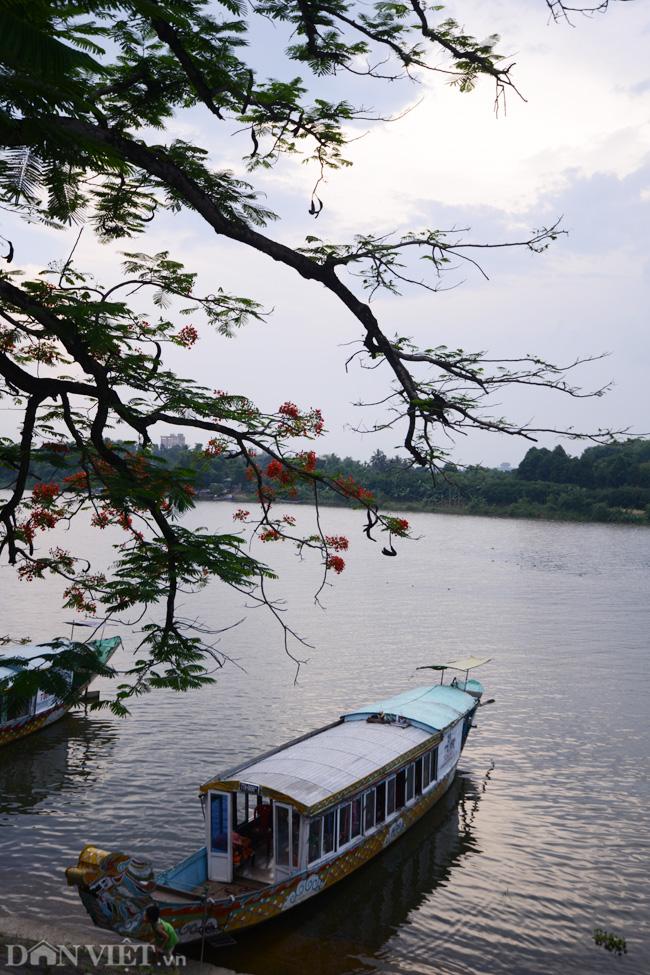 Ngôi chùa đẹp nhất xứ Huế nhìn từ trên cao-8