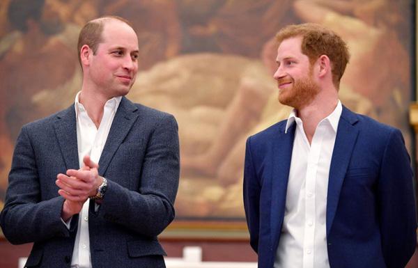Hoàng tử William và Harry lộ bằng chứng rạn nứt, xa cách nhau, người dính nghi án ngoại tình, người thì mang tiếng sợ vợ-2