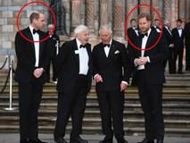 Hoàng tử William và Harry lộ bằng chứng rạn nứt, xa cách nhau, người dính nghi án ngoại tình, người thì mang tiếng