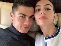 Ronaldo gặp tiếng sét ái tình như thế nào?