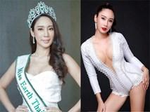 Vẻ gợi cảm của Hoa hậu Thái Lan gây tranh cãi vì ảnh phản cảm, thẩm mỹ