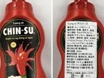 Chất cấm trong tương ớt Chinsu ở Nhật Bản: Cục trưởng Cục An toàn thực phẩm nói gì?-2