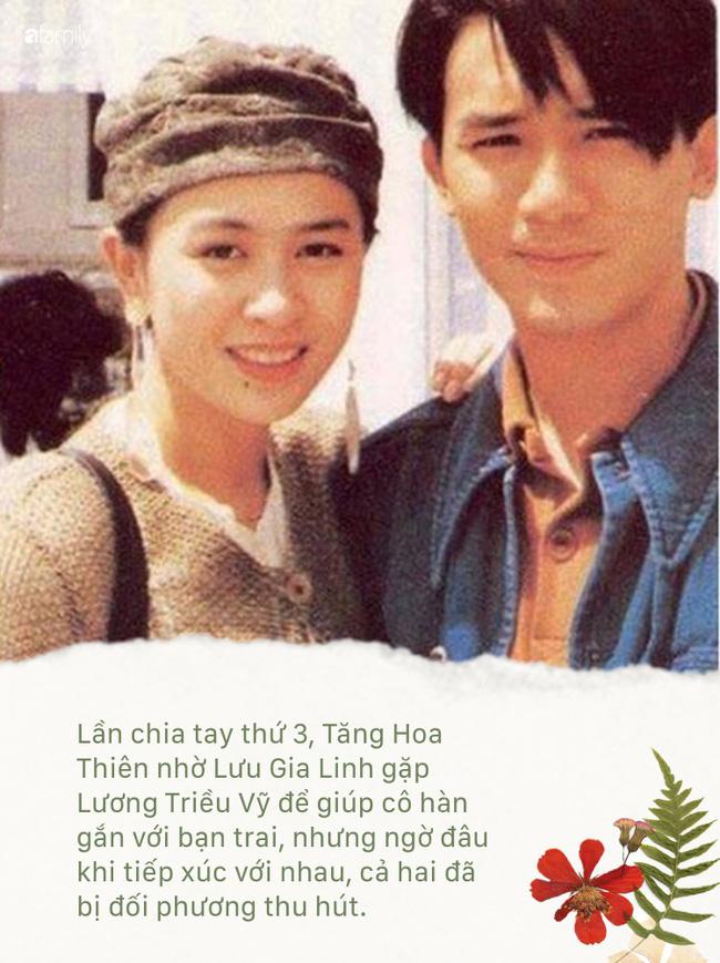 Mối tình đầu của Lương Triều Vỹ: Tình yêu thanh xuân dài 6 năm vẫn tan tành vì 2 lần bị bạn thân cướp người yêu-8