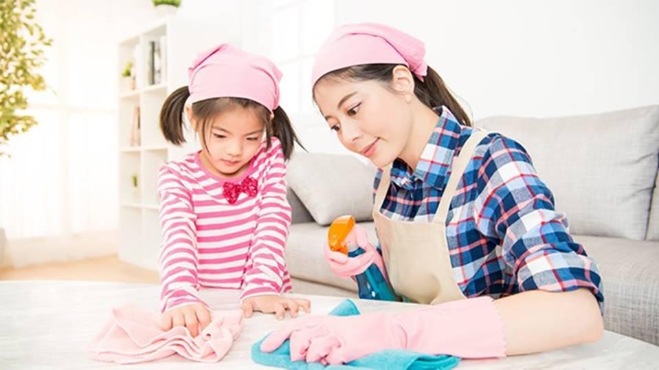 Mách các mẹ 7 bí kíp dạy con cách tự dọn dẹp sau khi bày bừa mà không phải la hét, quát mắng-2