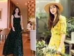 Váy hoa - item phủ sóng dày đặc mỗi mùa hè và 3 kiểu xinh đến nỗi bạn muốn rinh về hết cho tủ đồ-13