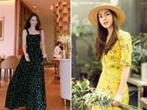 Váy hoa cỏ khoảng 300K lại trở thành hot trend mùa hè, Ngọc Trinh, Hương Giang dẫn đầu xu hướng