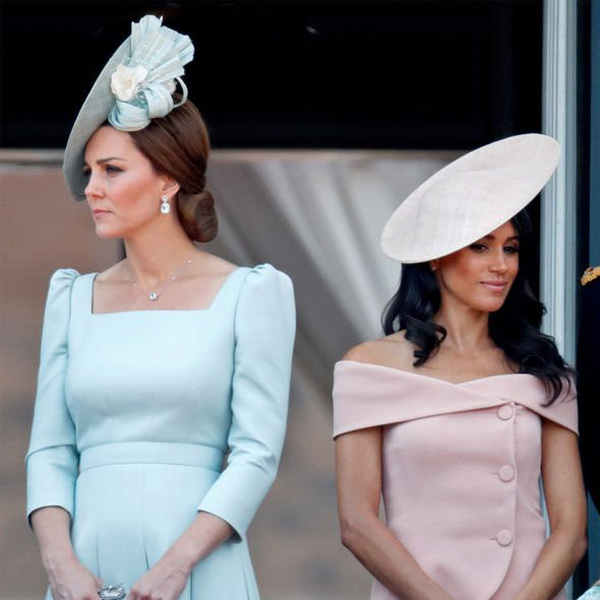 Lời cảnh báo cho Meghan: Ánh hào quang của cô sẽ dần tắt lịm, không thể sánh bằng chị dâu Kate vì lý do đơn giản này-1
