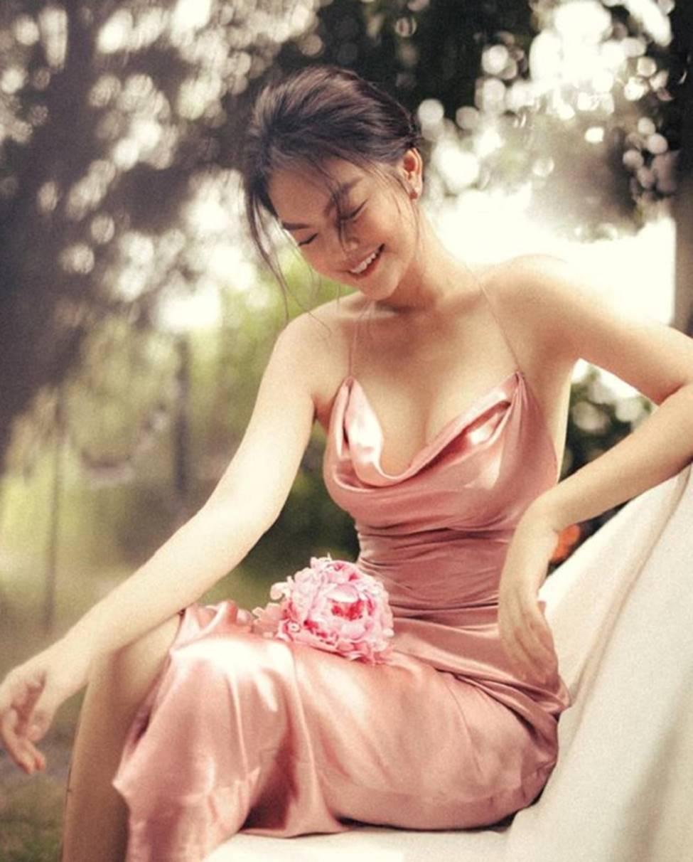 Phạm Quỳnh Anh, nữ DJ Điện Biên mặc quyến rũ gấp bội sau ly hôn-2