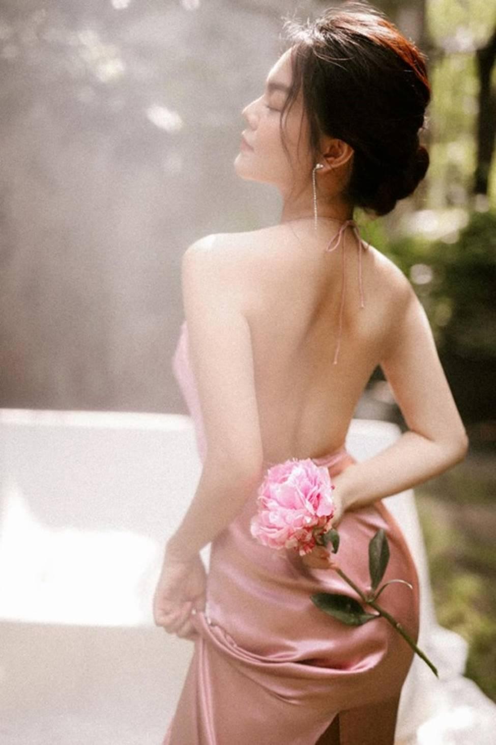 Phạm Quỳnh Anh, nữ DJ Điện Biên mặc quyến rũ gấp bội sau ly hôn-3