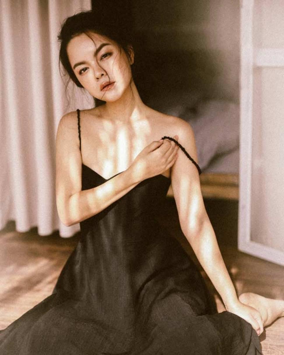 Phạm Quỳnh Anh, nữ DJ Điện Biên mặc quyến rũ gấp bội sau ly hôn-4