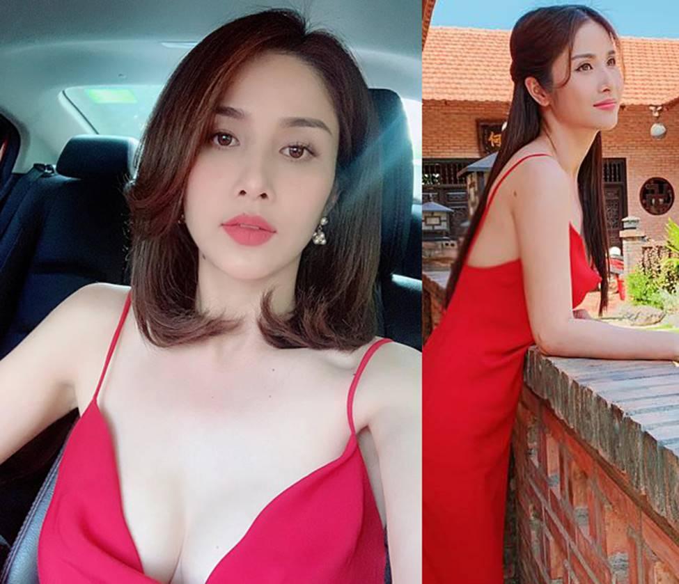 Phạm Quỳnh Anh, nữ DJ Điện Biên mặc quyến rũ gấp bội sau ly hôn-17
