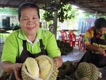 Món ăn đặc biệt từ vỏ sầu riêng chinh phục du khách khi đến Thái Lan
