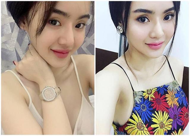 Không còn đen nhẻm nổi loạn, em gái Angela Phương Trinh khoe vẻ xinh đẹp bốc lửa không kém chị-4