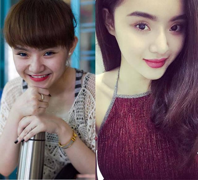 Không còn đen nhẻm nổi loạn, em gái Angela Phương Trinh khoe vẻ xinh đẹp bốc lửa không kém chị-5