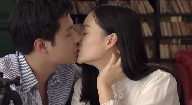 Nàng dâu order tập 1: Chưa có phim truyền hình Việt nào mà mới mở màn, cặp đôi chính đã hở ra là hôn thế này!-2