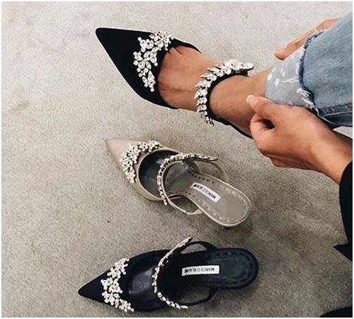 Sinh ra dành cho skinny jeans, chỉ có thể là kiểu giày này!-3