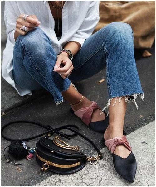 Sinh ra dành cho skinny jeans, chỉ có thể là kiểu giày này!-4