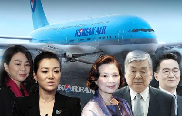Gia tộc tai tiếng Korean Air: Từ phu nhân đến cậu ấm, cô chiêu đều mắc bệnh nhà giàu, lạm dụng quyền và tiền lấn át kẻ yếu thế-1