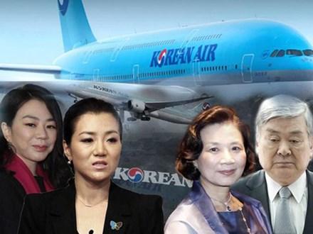 Gia tộc tai tiếng Korean Air: Từ phu nhân đến cậu ấm, cô chiêu đều mắc bệnh