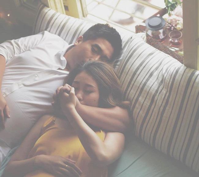 Ngày thanh minh, nghẹn ngào đọc thư tay vợ trẻ gửi chồng quá cố sau 2 năm anh qua đời: Em và con vẫn mãi thương anh!-4