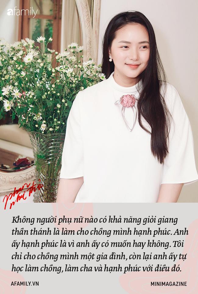 Phan Như Thảo kể chuyện lấy chồng đại gia: Tôi mập thế này nhưng chồng vẫn lựa đồ size XS, hở hang nhất cho vợ-7