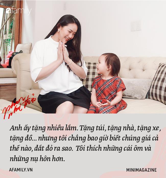 Phan Như Thảo kể chuyện lấy chồng đại gia: Tôi mập thế này nhưng chồng vẫn lựa đồ size XS, hở hang nhất cho vợ-10
