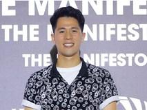 Đình Trọng làm người mẫu, Duy Mạnh trầm trồ: