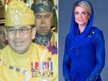 Chân dung vợ sắp cưới của Thái tử Malaysia: Nàng dâu nước ngoài không