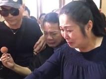 Hồng Vân, Minh Nhí khóc nghẹn trang điểm cho nghệ sĩ Anh Vũ lần cuối