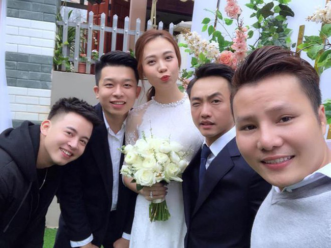 Vừa tung ảnh cưới ngọt ngào, Cường Đô La đã ấm ức mách mẹ vợ bị Đàm Thu Trang bắt nạt-5