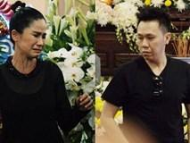 Bạn bè nghệ sĩ lặng người, bật khóc trong tang lễ cố diễn viên Anh Vũ