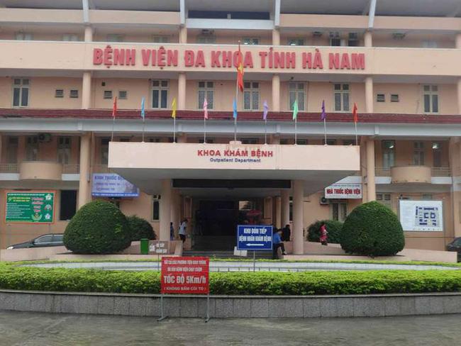 5 bác sĩ ở bệnh viện Hà Nam bị bắt do trục lợi tiền khám bệnh-1