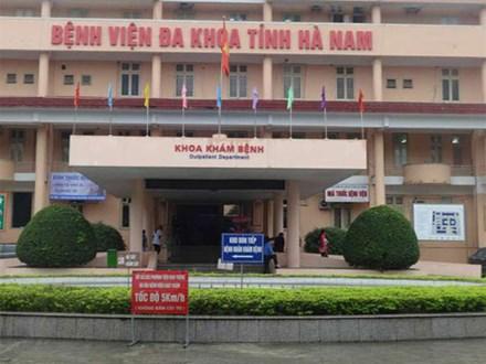 5 bác sĩ ở bệnh viện Hà Nam bị bắt do trục lợi tiền khám bệnh