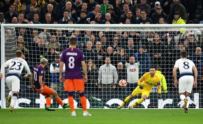 Son Heung-min tỏa sáng giúp Tottenham đánh bại Man City-1
