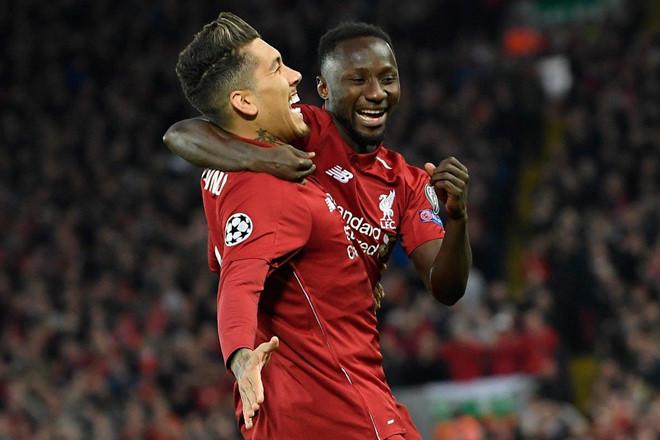 Liverpool thắng cách biệt Porto ở lượt đi tứ kết Champions League-1