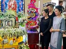 Trịnh Kim Chi khóc ngất khi tới viếng nghệ sĩ Anh Vũ, nghẹn ngào nói lời tiễn biệt người bạn thân thiết