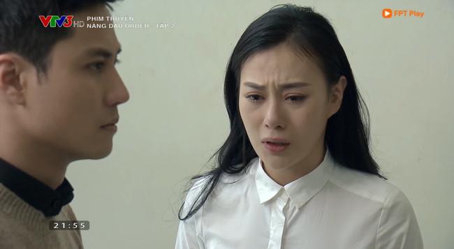 Nàng dâu order tập 2: Hồ ly tinh đến tận nhà cướp chồng nhưng Lan Phương vẫn bị chê trách vì thái độ này-1