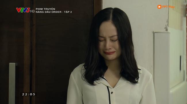 Nàng dâu order tập 2: Hồ ly tinh đến tận nhà cướp chồng nhưng Lan Phương vẫn bị chê trách vì thái độ này-4