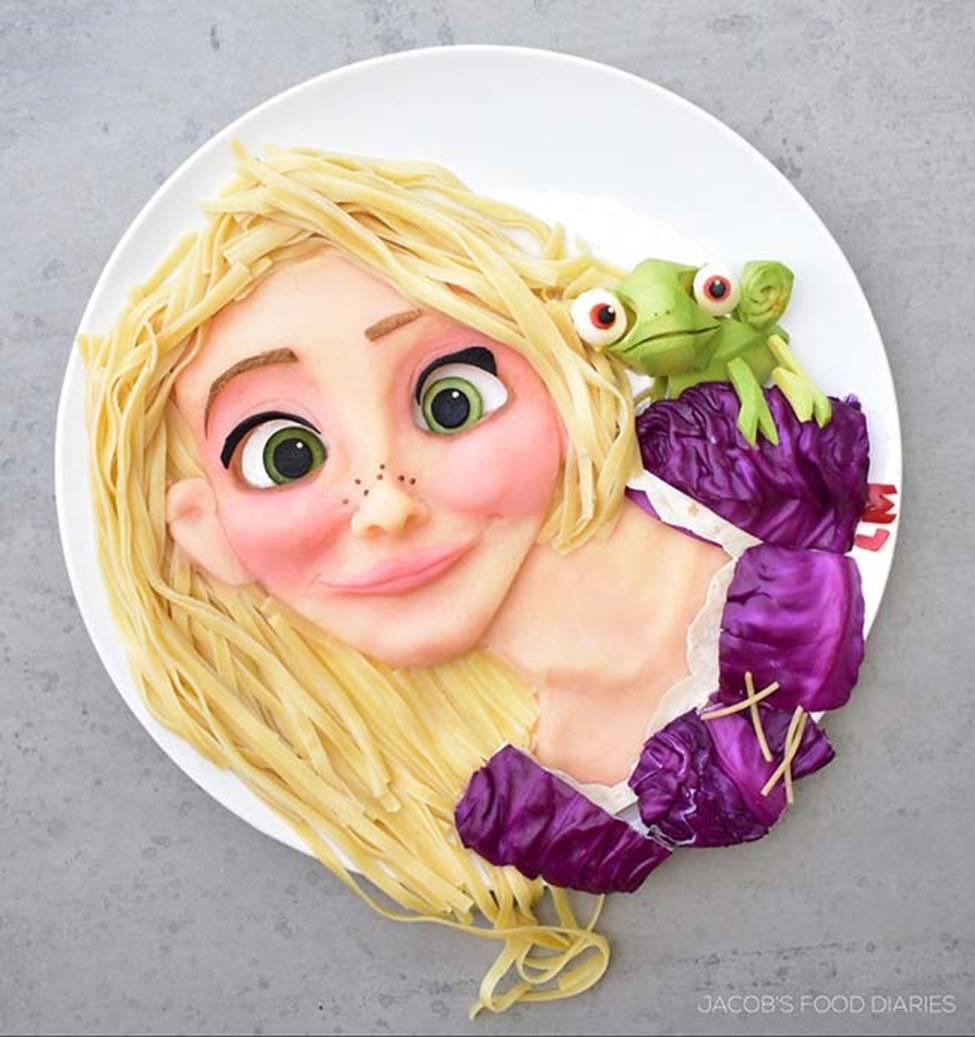Bà mẹ gây sốt với những món ăn đẹp đến mức khiến ai nhìn cũng không chớp mắt-11