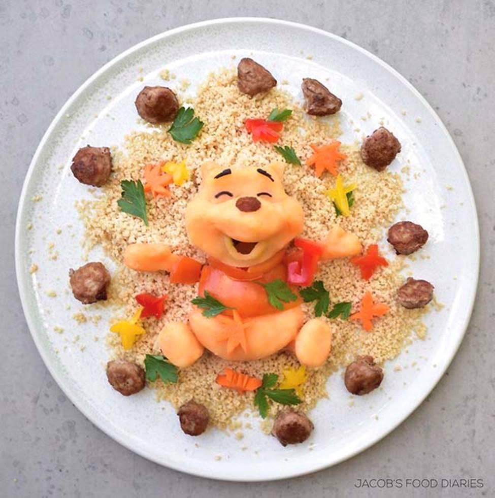 Bà mẹ gây sốt với những món ăn đẹp đến mức khiến ai nhìn cũng không chớp mắt-8